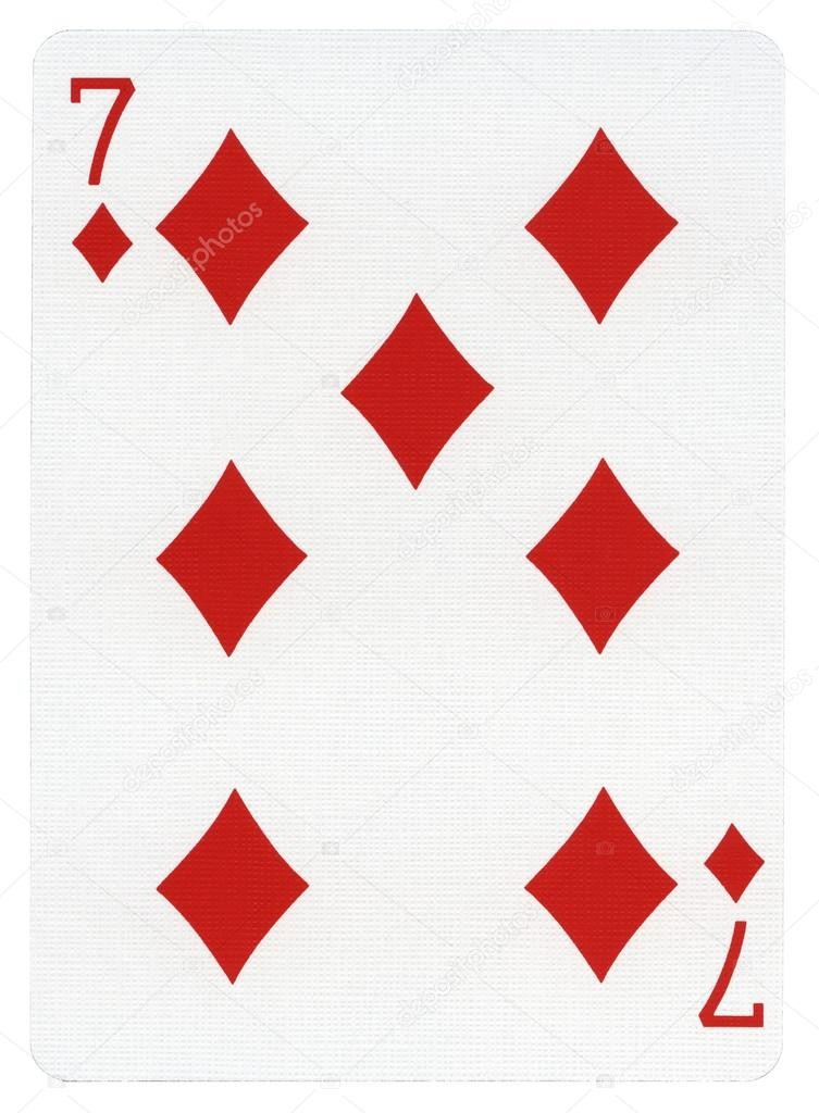 карты 10 бубен туз бубен 7 пик