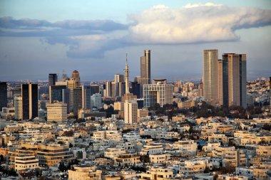 Downtown Tel-Aviv Skyline