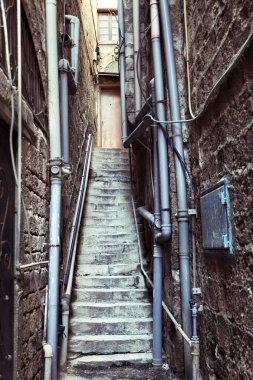 Back Door Alley & Steps