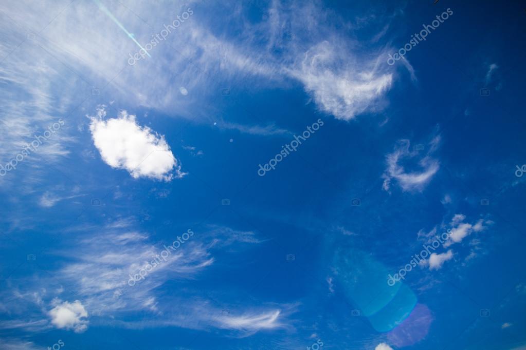 Texture the clear sky