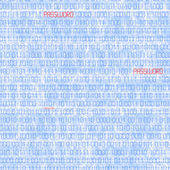 Photo Binary codes with hacked password