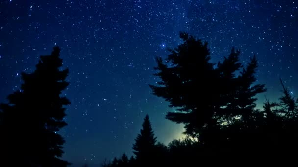 Stars time lapse are beautiful