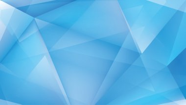 Abstract ice light blue background