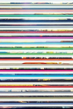 abstract backgrounds from color book covers
