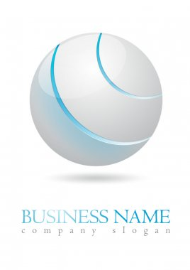 Business logo globe design