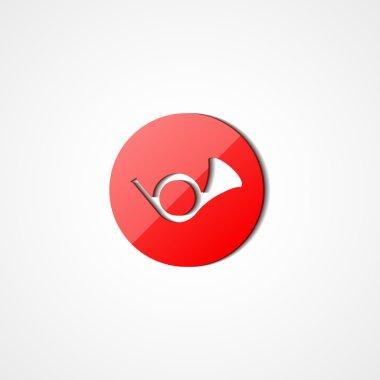 Trumpet web icon