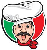 italský šéfkuchař
