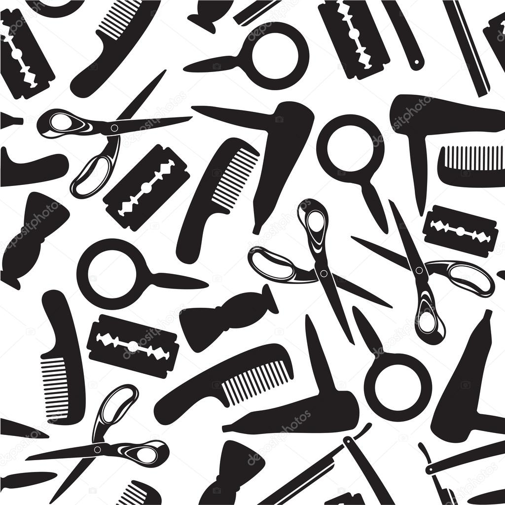 vintage hair scissors clip art hair cutting scissors clip art Hair Salon Clip Art