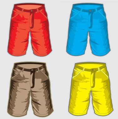 Short pant - Bermuda shorts