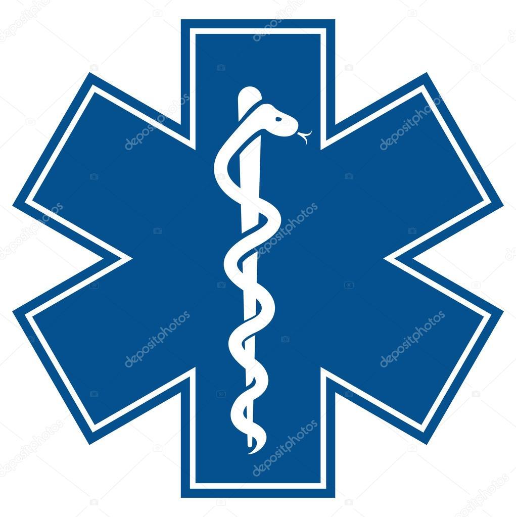 notfall star medizinische symbol caduceus schlange mit ambulance logo design portfolio ambulance logos and designs