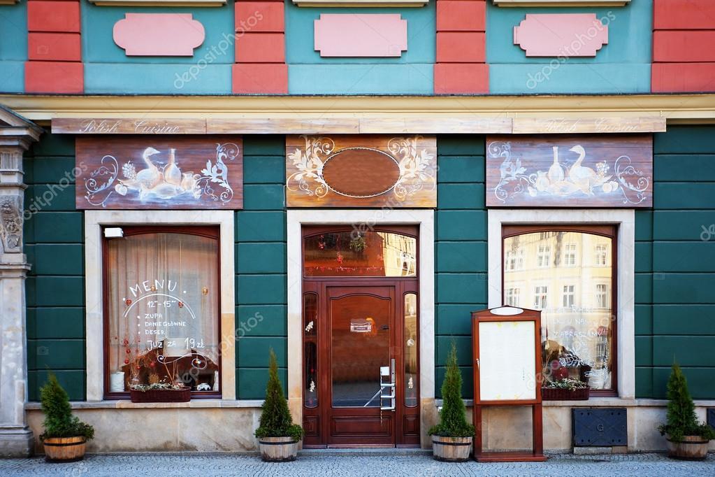 Beautiful Restaurant in Wroclaw, Poland