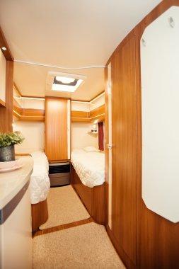 Bedroom of Modern Camper