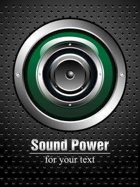 Sound power