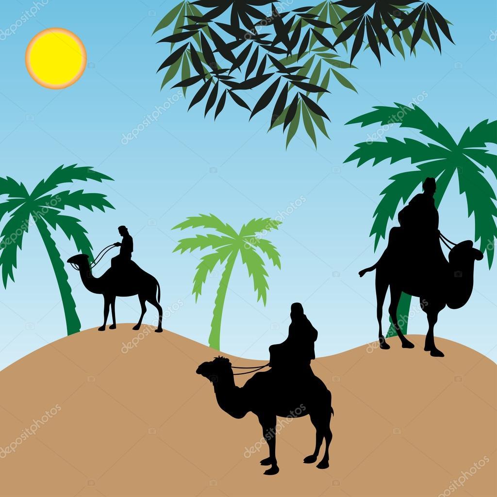Desert traveling