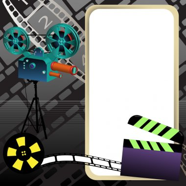Cinema frame