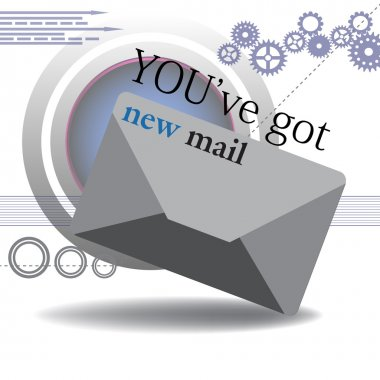 You've got new mail