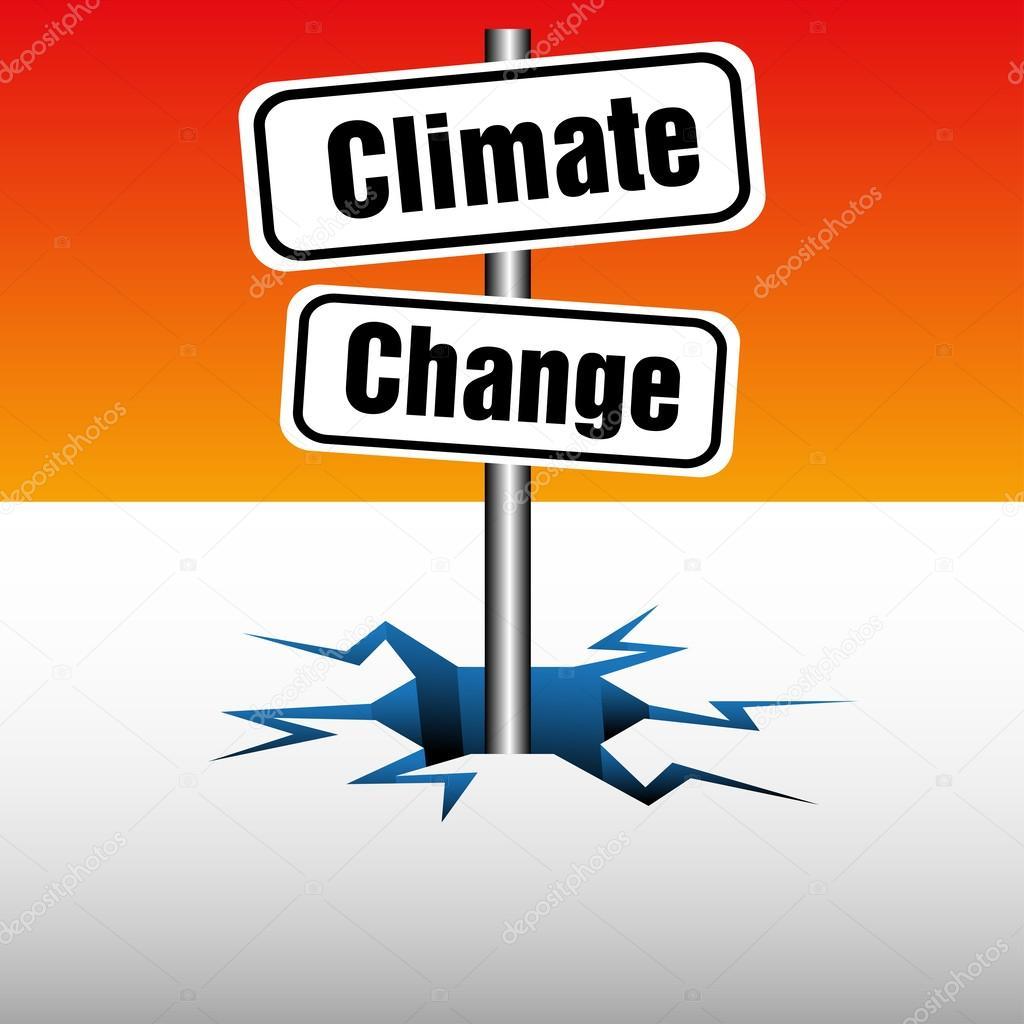 Climate change plates