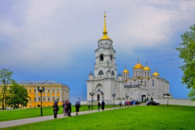 Vladimir-ancient city of Russia