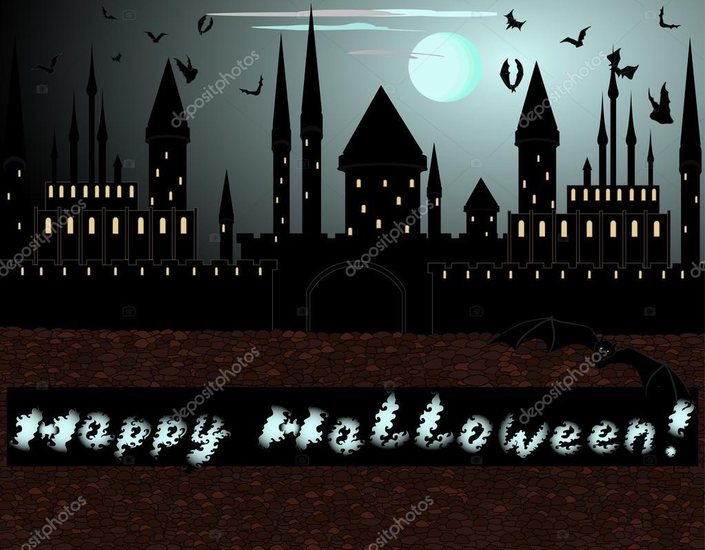 Halloween Gebruiken.Mooie Halloween Achtergrond U Kunt Het Ook Gebruiken Als