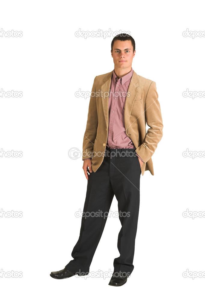 E Rosa In Color Uomo Cammello Una D'affari Camicia Giacca 8n0OPkXw