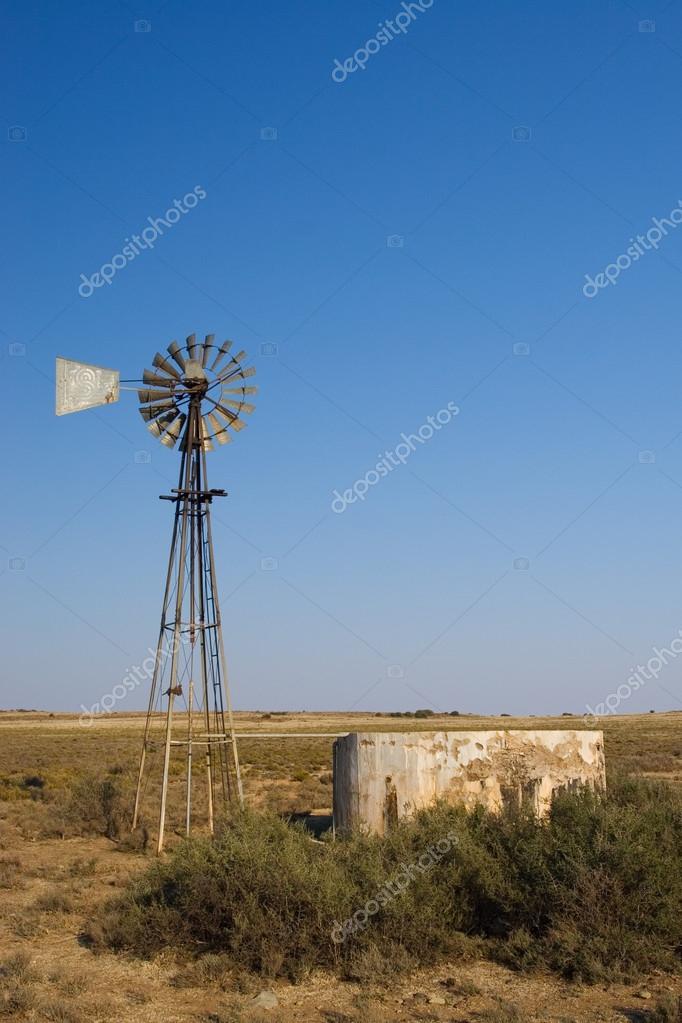 Cape windpump