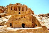 Fotografie Die antike Stadt Petra, Jordanien