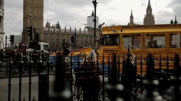 Parlament-téren és a westminster