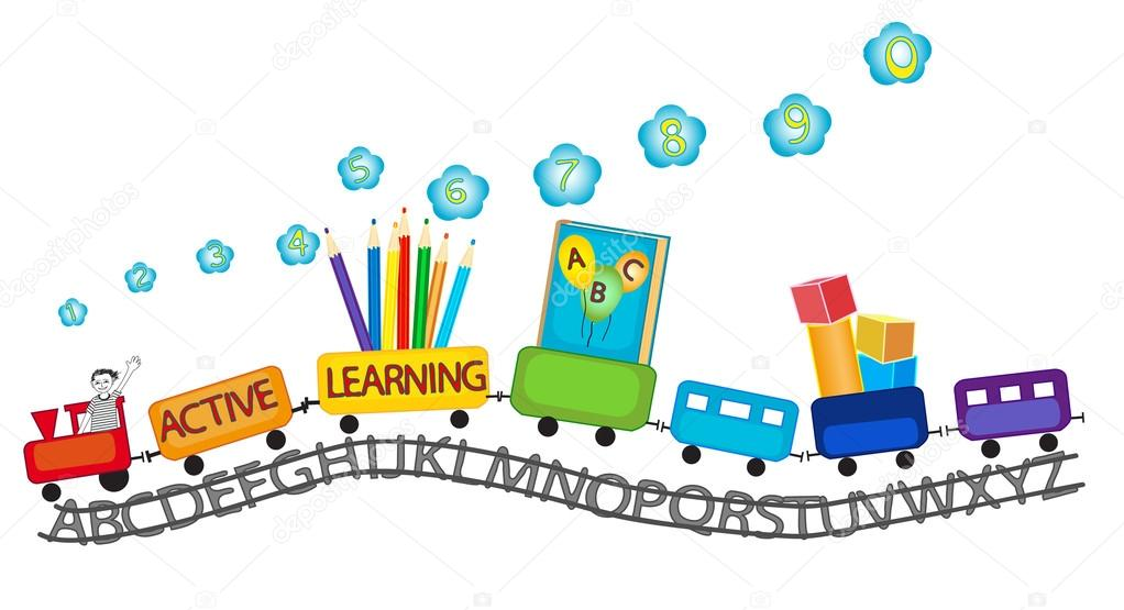 Image result for active learning train
