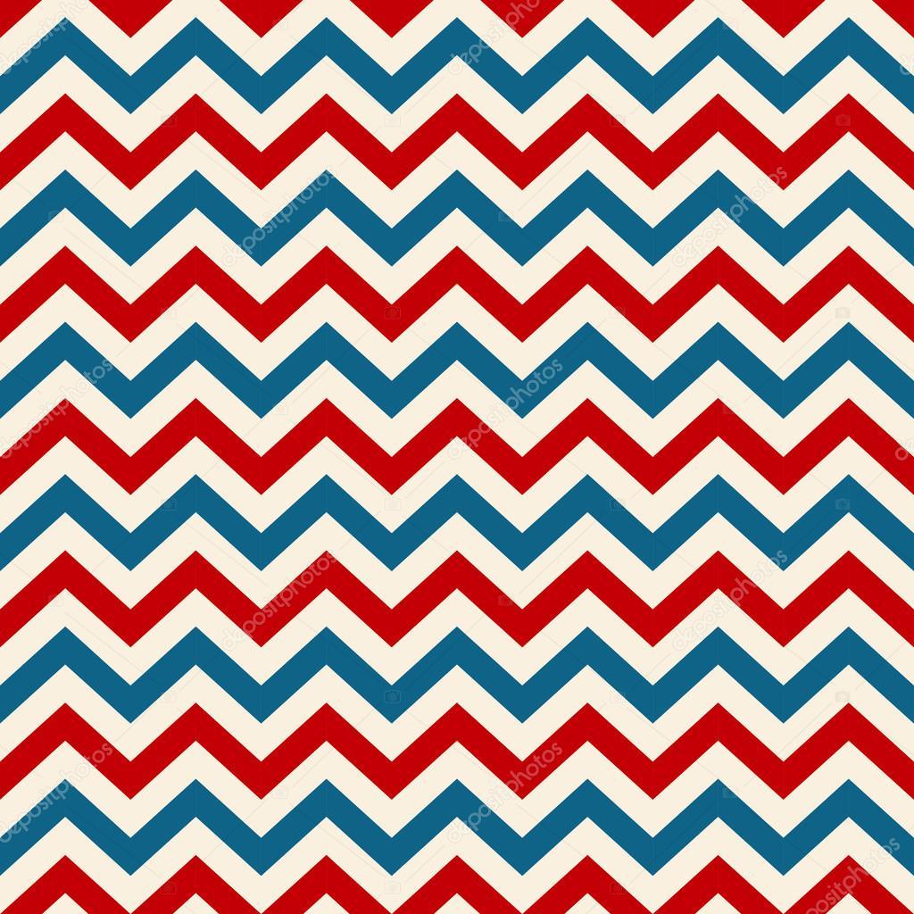 Retro background american patriotic colors