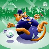 Fotografie Fat Cat 2: Greenback City