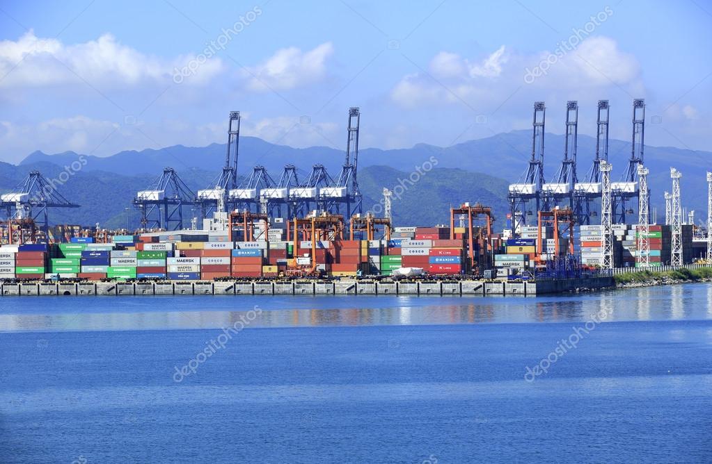 Yiantian international container terminal