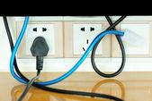 elektromos kábelek