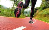 Fotografie Woman running