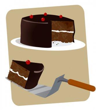 Blackforest Chocolate cake