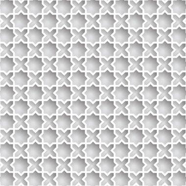 3D Muslim Paper Graphics