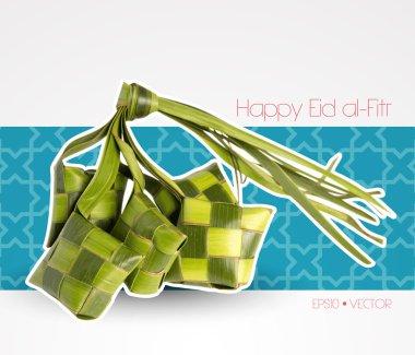 Muslim Ketupat, Rice Dumpling