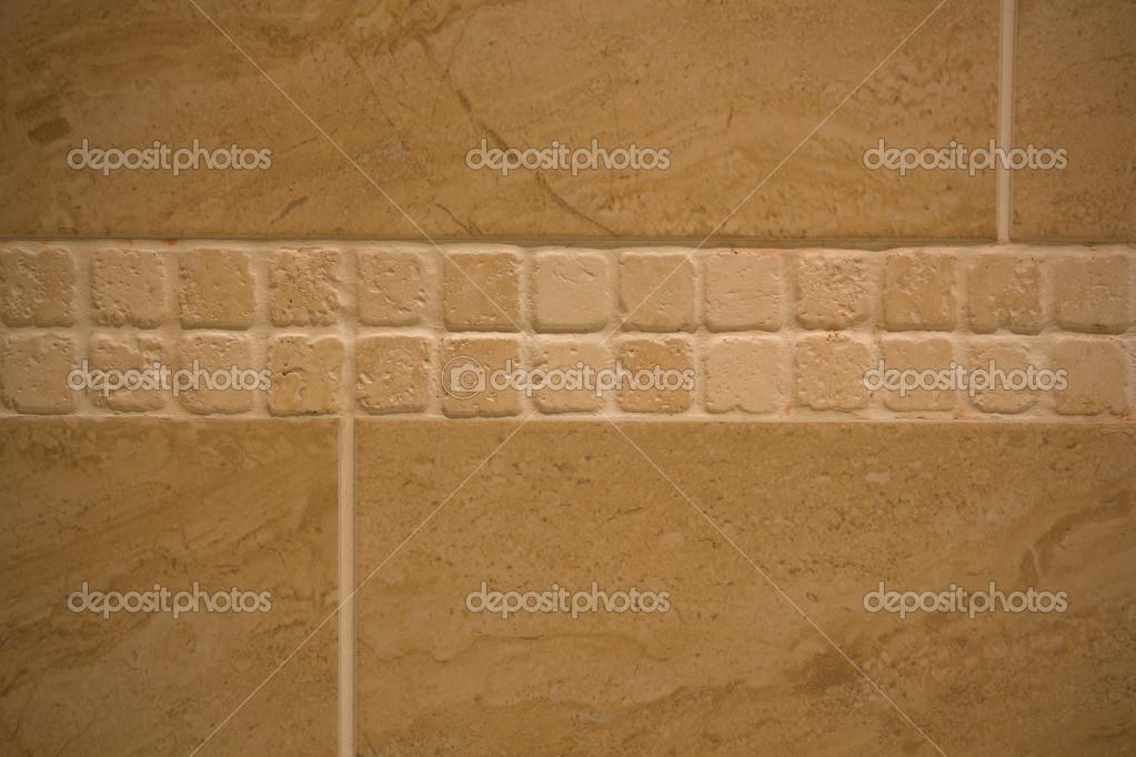 Badezimmer Fliesen Wand — Stockfoto © miketea888 #22535129