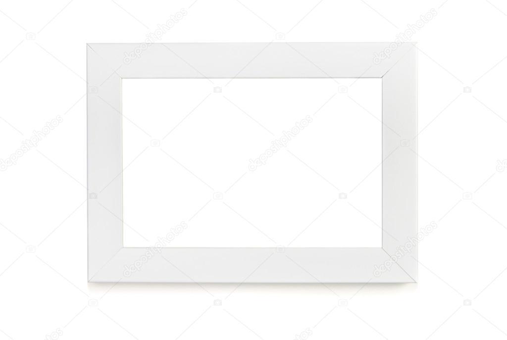 Cuadro Blanco Sobre Fondo Blanco Fotos De Stock C Vetasster 30912981
