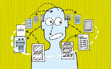 Information design and Data processing
