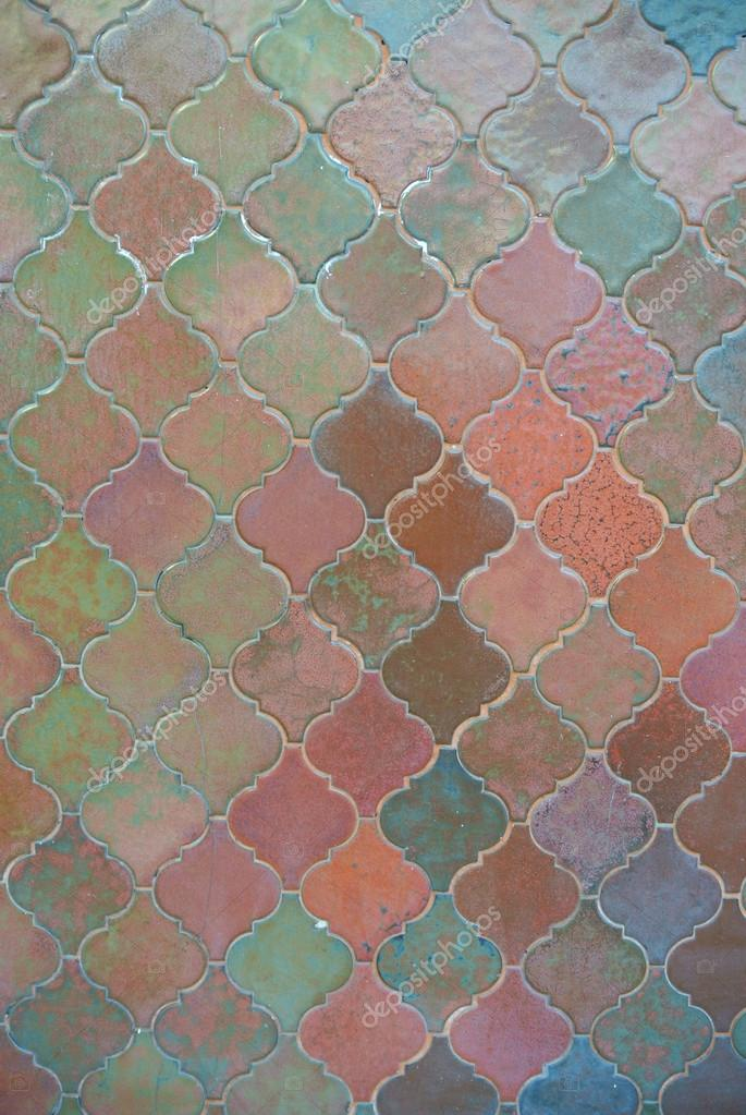 Fancy tile design texture — Stock Photo © Curvabezier #29964611