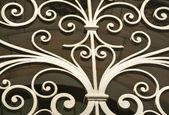 Baroque door ornament