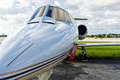 soukromé letadlo jet tamrac