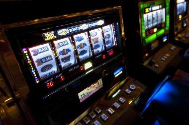 Slot Machine in Las Vegas