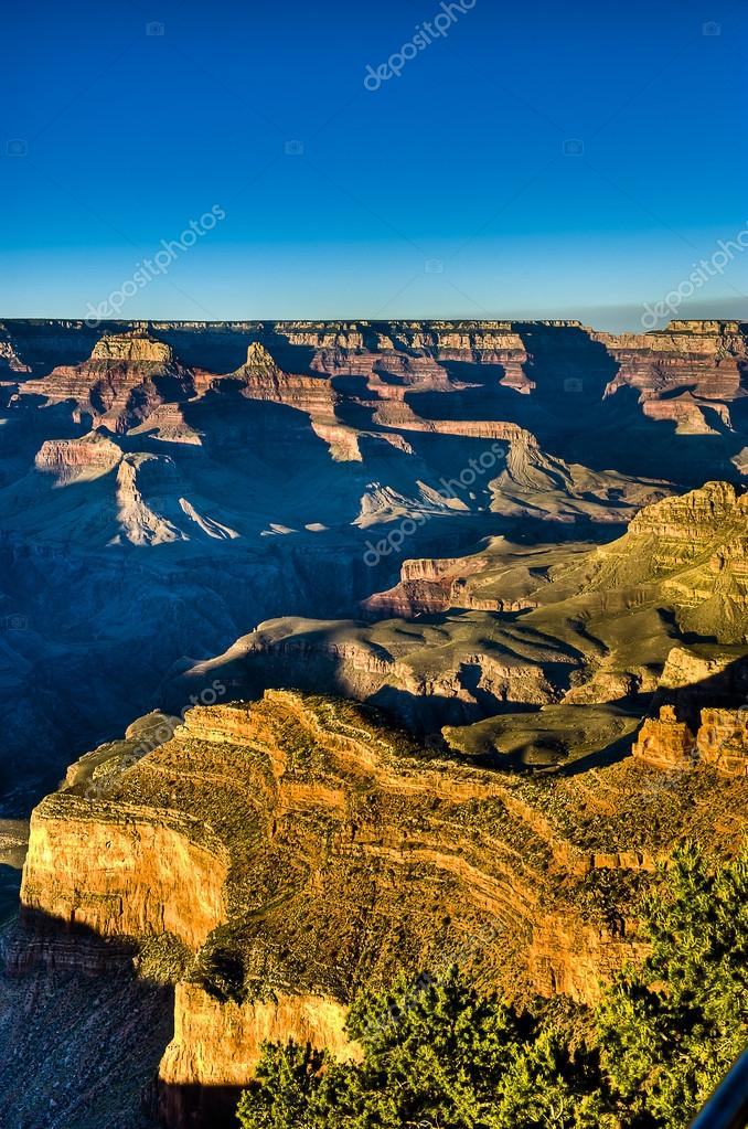 Sunset in Grand Canyon National Park