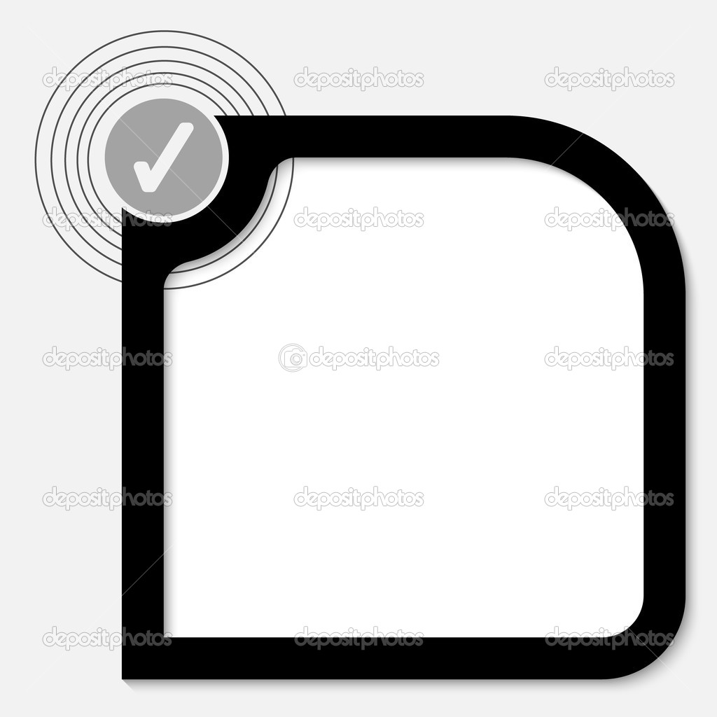 Black text box with check box stock vector garrifrotto 32743083 black text box with check box stock vector 32743083 biocorpaavc