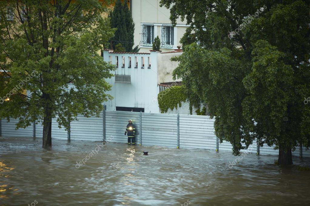 Flood in Prague
