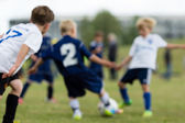 fotbal děti