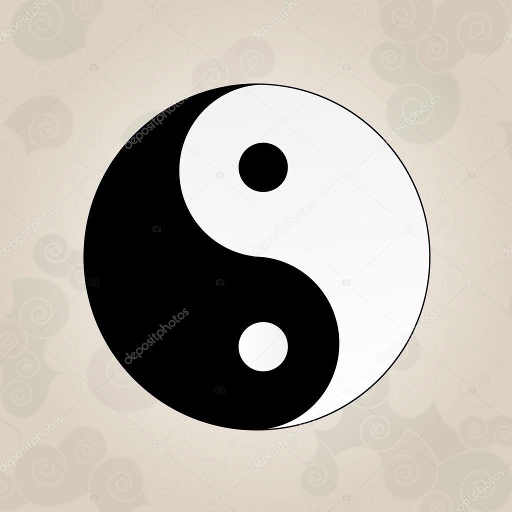 Ying Yang Tatouage Japonais Image Vectorielle Mixov C 39578165