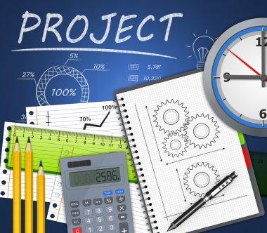 Project as an idea