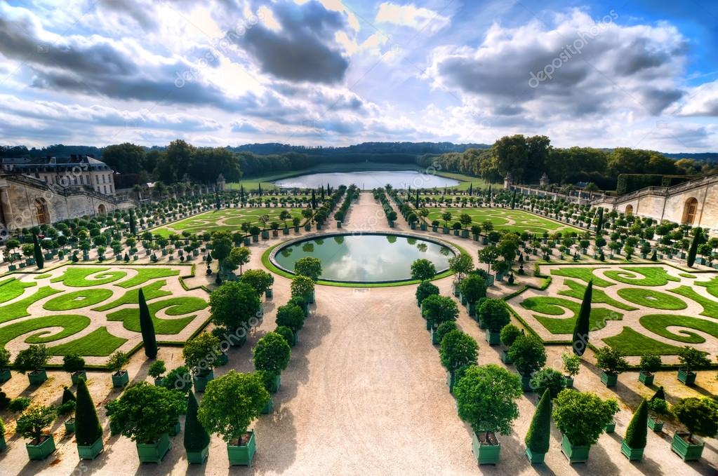Imagenes Jardines De Versalles Jardines De Versalles Foto De